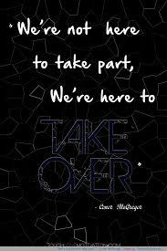 take-over