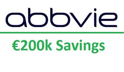 Abbvie Savings Logo